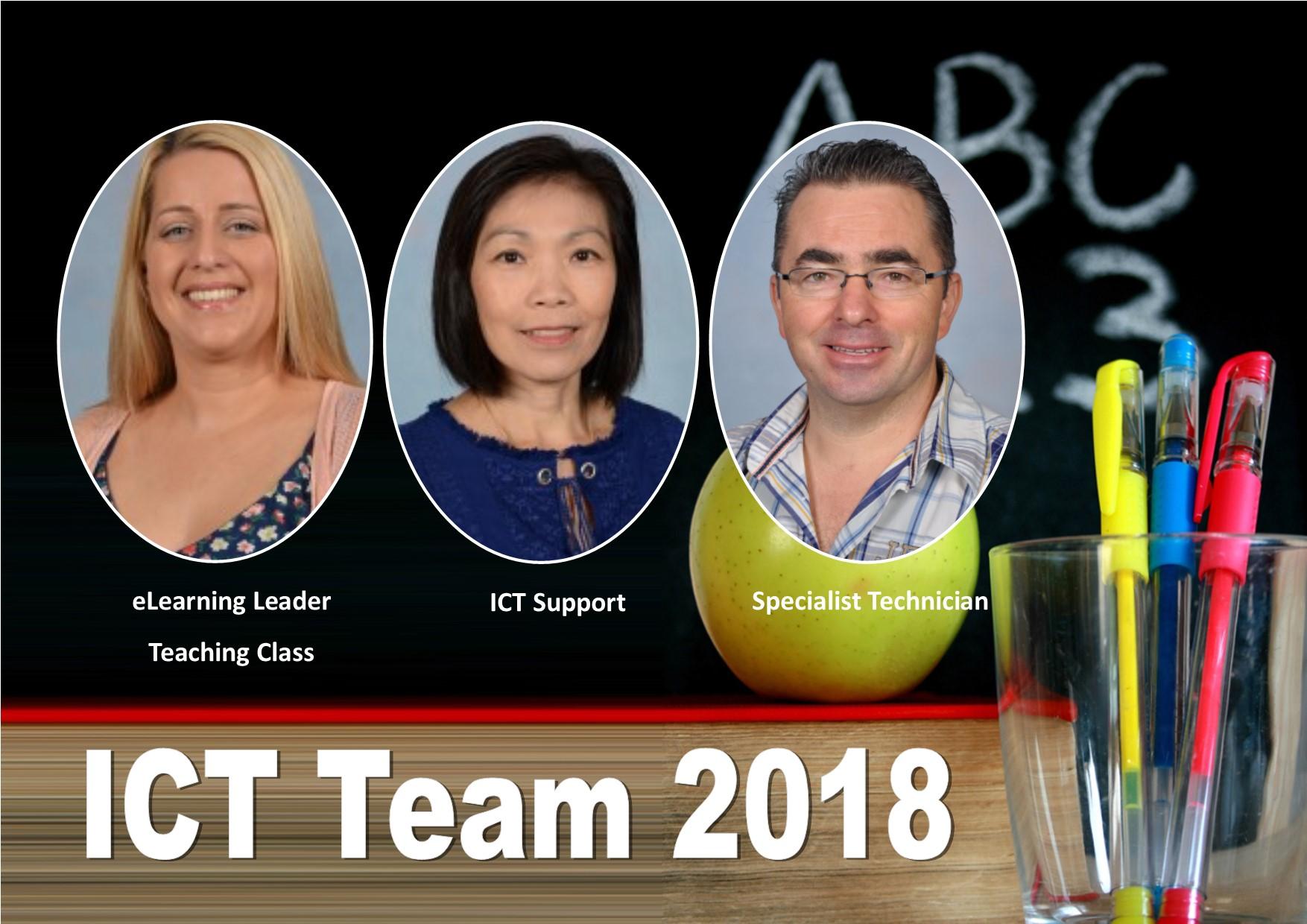 ICT Team 2018